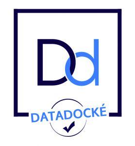 Logog du Datadock - Expressions est un organisme de Formation Professionnelle datadocké