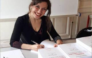 Christine Moussot, auteure de Femmes, faites-vous entendre. S'affirmer par le travail de la voix - Service Presse chez Odile Jacob