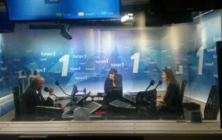 Christine Moussot, auteure de Femmes, faites-vous entendre. S'affirmer par le travail de la voix en interview sur Radio Europe 1