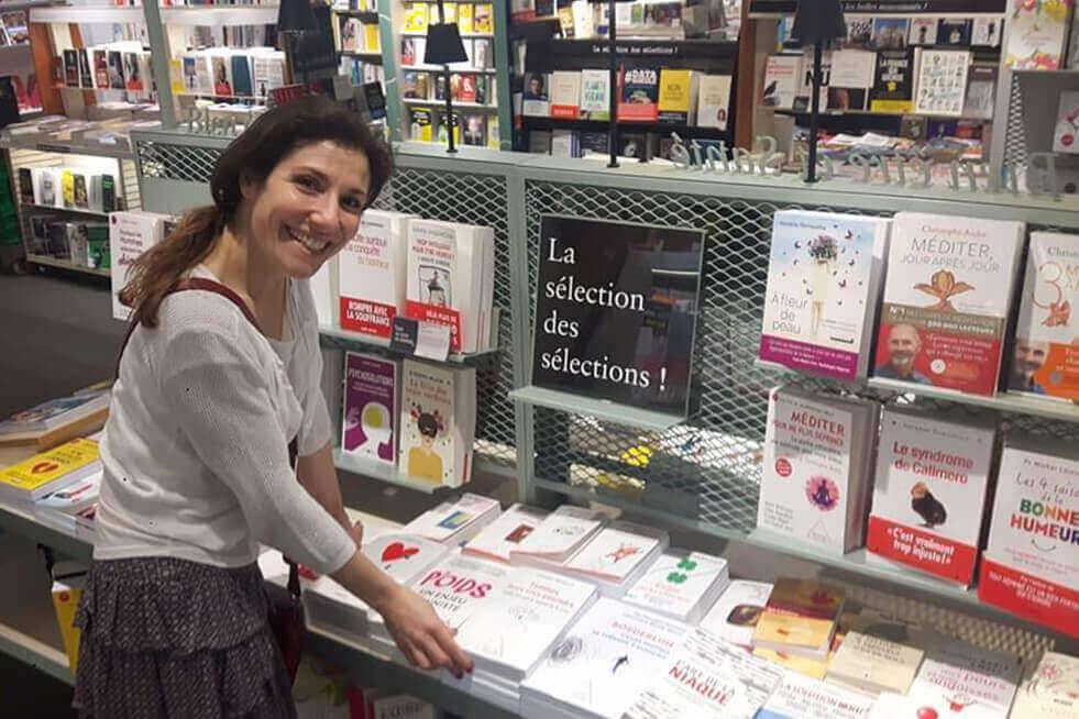 """Livre de Christine Moussot """"Femmes, faites-vous entendre. S'affirmer par le travail de la voix"""" dans la Sélection des Sélections de la fnac, mai 2017"""