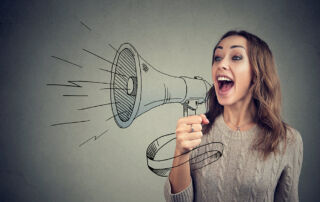 Voix féminines et réussite professionnelle. Comment s'affirmer et prendre sa place dans un milieu masculin grâce à la voix - Expressions, Organisme de Formation professionnelle sur la voix et la communication non verbale